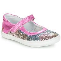 Chaussures Fille Ballerines / babies GBB PLACIDA SVT ROSE MULTICO DPF/CUBA
