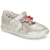 Chaussures Fille Ballerines / babies Catimini STROPHAIRE VTC ROSE DPF/2851