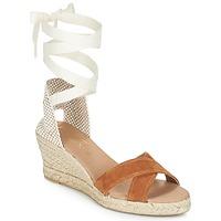 Chaussures Femme Sandales et Nu-pieds Betty London IDILE Marron