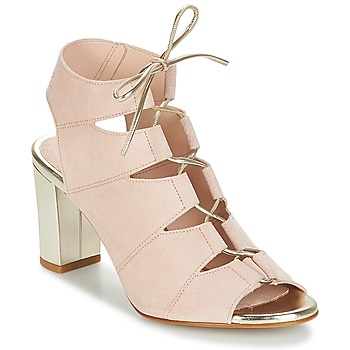 Chaussures Femme Sandales et Nu-pieds Betty London INALU Rose
