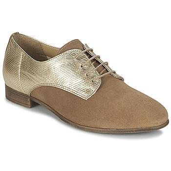 Chaussures Femme Derbies Betty London IKATI Marron