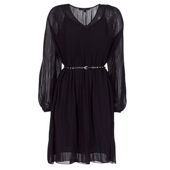 Vêtements Femme Robes courtes Pepe jeans WINONA Noir