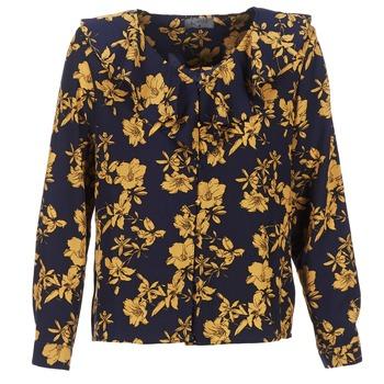 Vêtements Femme Tops / Blouses Casual Attitude IDAFIL Marine