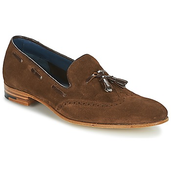 Chaussures Homme Mocassins Barker RAY Marron