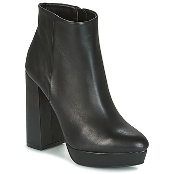 Chaussures Femme Bottines Buffalo  Noir