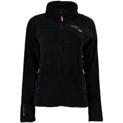 Vêtements Fille Polaires Geographical Norway Polaire Fille Unicorne Noir