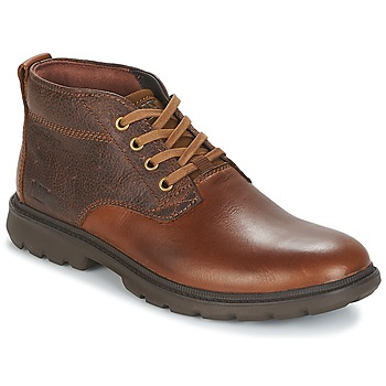 Chaussures Homme Boots Caterpillar TRENTON Brown Sugar
