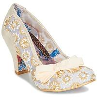 Chaussures Femme Escarpins Irregular Choice PALM COVE Beige