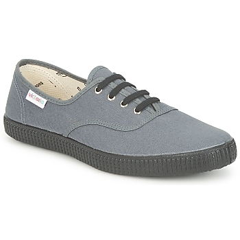 Chaussures Baskets basses Victoria INGLESA LONA PISO Anthracite