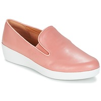 Chaussures Femme Slip ons FitFlop SUPERSKATE Rose