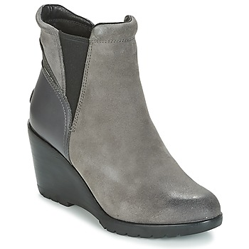 Chaussures Femme Bottines Sorel After Hours Chelsea Gris