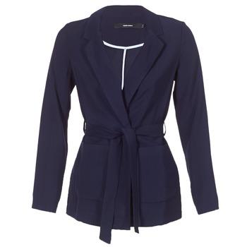 Vêtements Femme Vestes / Blazers Vero Moda VMELKE Marine