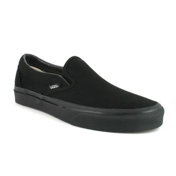 Chaussures Slip ons Vans CLASSIC SLIP ON black/black