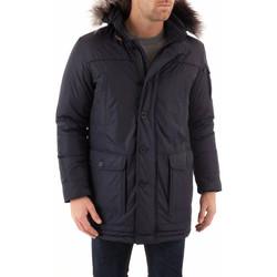 Vêtements Homme Vestes / Blazers Serge Pariente BROOKLYN NAVY bleu marine