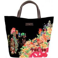 Sacs Femme Sacs porté main Christian Lacroix Sac cabas  Flamenco 9 Tokyo Multicolore