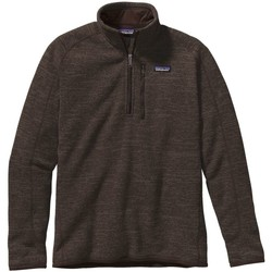 Vêtements Homme Sweats Patagonia Ms Better Sweater 1/4 Zip DARK WALNUT
