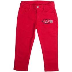 Vêtements Enfant Jeans droit Interdit De Me Gronder BEST Rouge