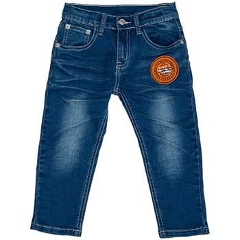 Vêtements Enfant Jeans droit Interdit De Me Gronder FIZZ Bleu marine