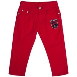 Vêtements Enfant Jeans droit Interdit De Me Gronder BABORD Rouge