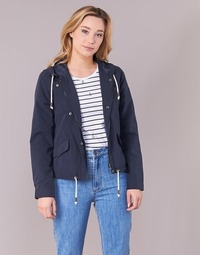 Vêtements Femme Parkas Only NEW SKYLAR Marine