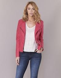 Vêtements Femme Vestes en cuir / synthétiques Only AVA Rose