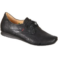 Chaussures Femme Derbies Think Think Chilli Laser Capra Rustico Noir