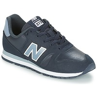 Chaussures Enfant Baskets basses New Balance KV373 Marine