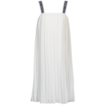 Vêtements Femme Robes longues American Retro VERO LONG Blanc