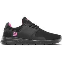 Chaussures Femme Baskets mode Etnies SCOUT XT WOS BLACK PINK