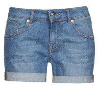 Vêtements Femme Shorts / Bermudas Yurban INYUTE Bleu clair