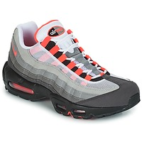 Chaussures Homme Baskets basses Nike AIR MAX 95 OG Blanc / Rouge