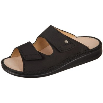Chaussures Homme Mules Finn Comfort Riad Buggy Noir