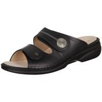 Chaussures Femme Mules Finn Comfort Sansibar Nappaseda Noir