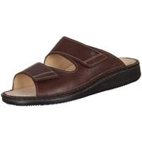 Chaussures Homme Mules Finn Comfort Riad Braun Karbo Marron