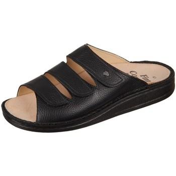 Chaussures Homme Mules Finn Comfort Korfu Bison Noir