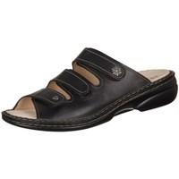 Chaussures Femme Mules Finn Comfort Menorcasoft Nappaseda Noir