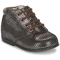 Chaussures Fille Boots GBB TACOMA Cuivre Rose