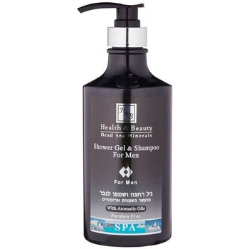 Beauté Shampooings Health And Beauty - Dead Sea Min Mer Morte Cosmétique H&B - Gel douche et shampoing 780 ml parent