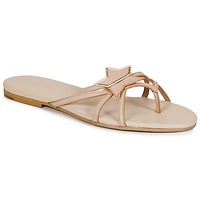 Chaussures Femme Tongs See by Chloé SB24120 Beige Nude