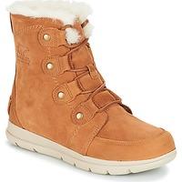 Chaussures Femme Bottes de neige Sorel SOREL™ EXPLORER JOAN Camel