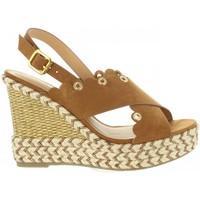 Chaussures Femme Sandales et Nu-pieds Sprox 391013-B6600 Marrón