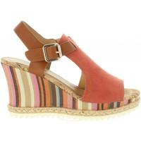 Chaussures Femme Sandales et Nu-pieds Sprox 391663-B6600 Marrón