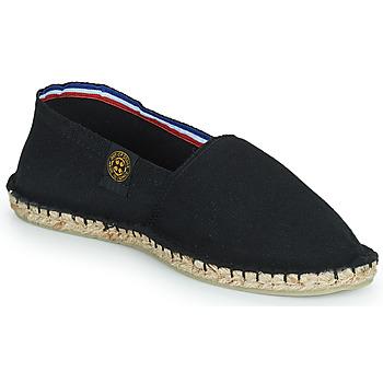 Chaussures Espadrilles Art of Soule UNI Noir