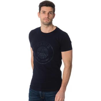Vêtements Homme T-shirts manches courtes Paris Saint-germain T-SHIRT D YOHAN BLEU PSG Bleu