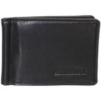 Sacs Portefeuilles Arthur & Aston Porte-cartes Arthur et Aston en cuir ref_ast42541 A Noir 11*8*1 Noir