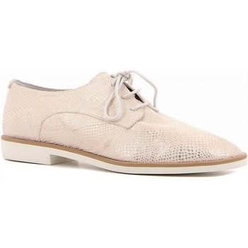 Chaussures Femme Derbies Coco & Abricot coco&abricot derby nude Beige