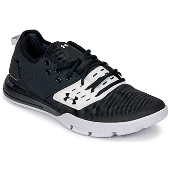 Chaussures Homme Fitness / Training Under Armour UA CHARGED ULTIMATE 3.0 Noir / Blanc