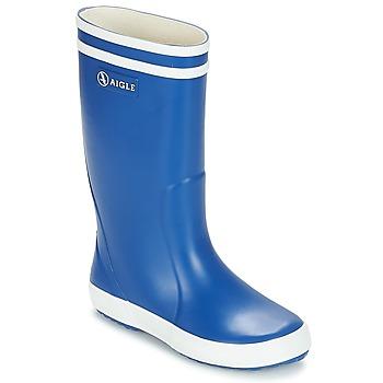 Chaussures Enfant Bottes de pluie Aigle LOLLY POP Bleu