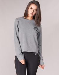 Vêtements Femme Sweats Philipp Plein Sport ROUND AIR SQUAT Gris