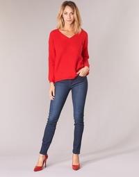 Vêtements Femme Jeans skinny Emporio Armani ISIWA Bleu